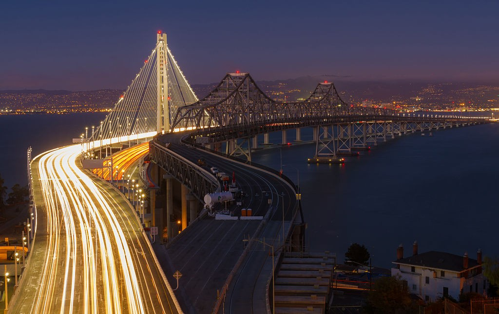 Bay_Bridge-_New_and_Old_bridges_Frank Schulenburg